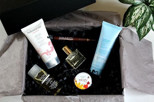 Look fantastic beauty box July